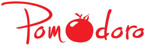 Pomodoro Pizza Take Away and FREE Delivery in Somerset West Logo